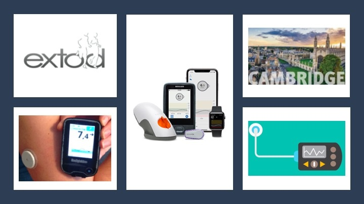 Taking Technology Forward- Cambridge Advanced Diabetes Technology, Pump and CGM course