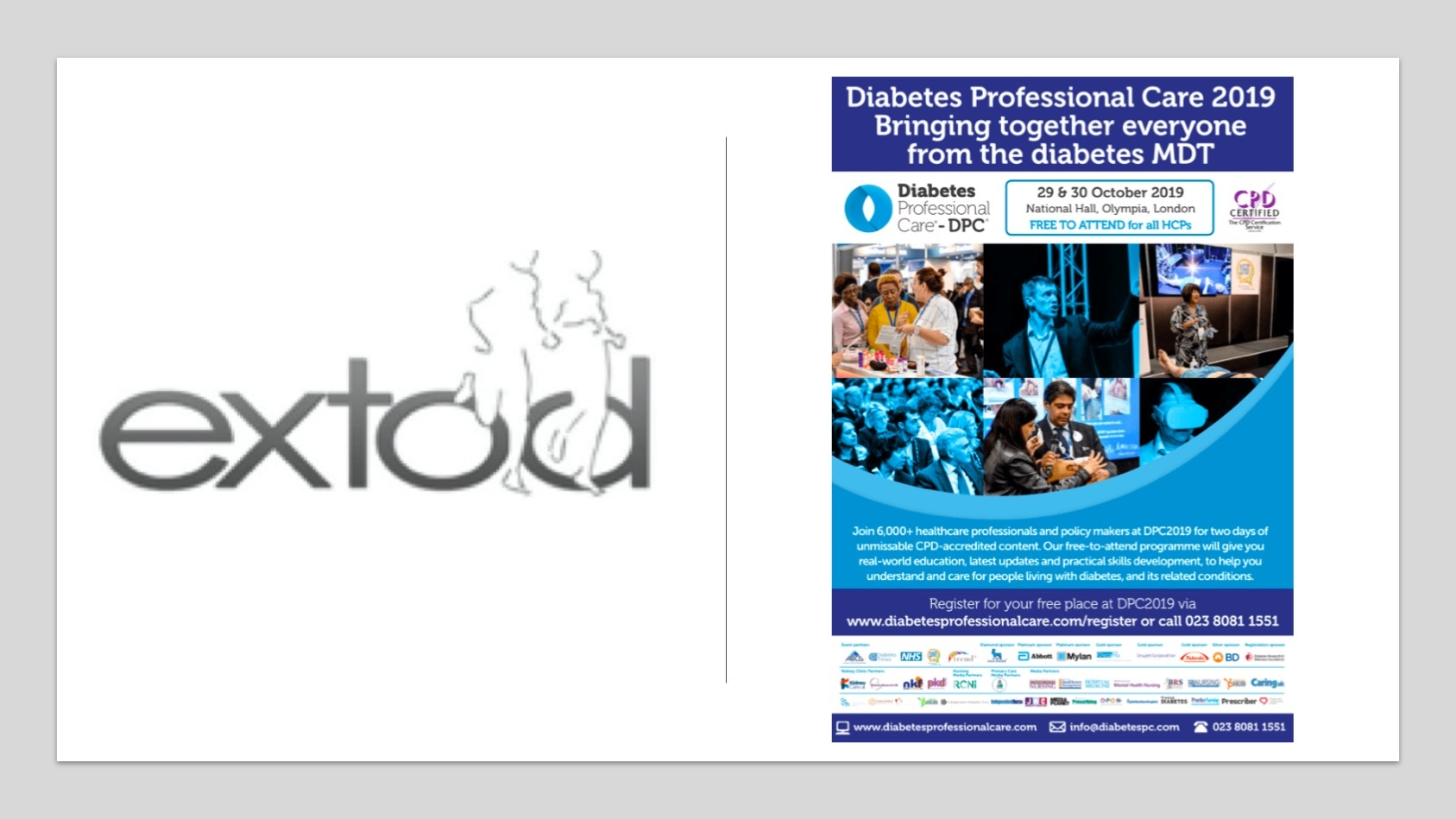 Diabetes Professional Care conference 2019