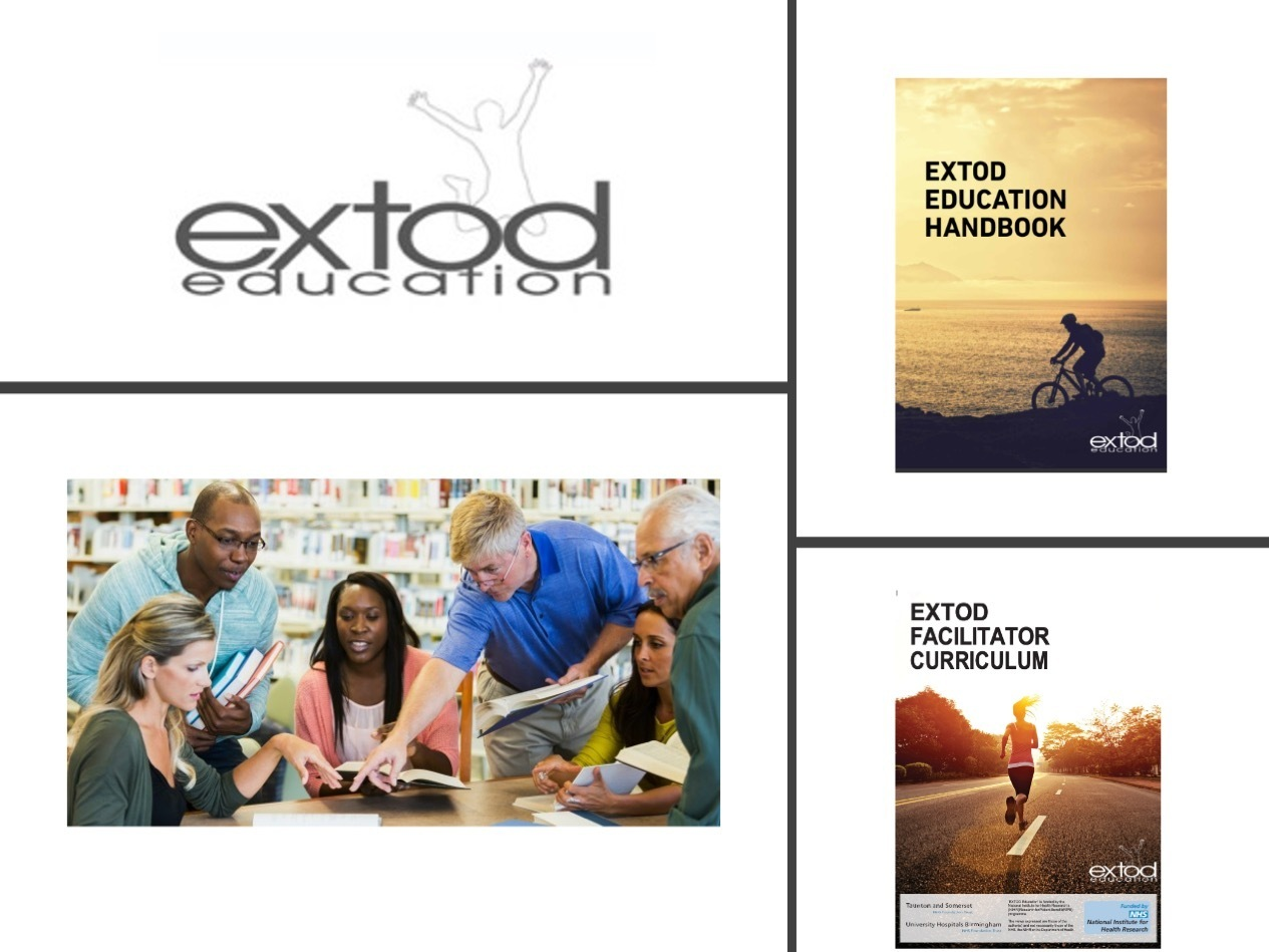 EXTOD education programme - face to face