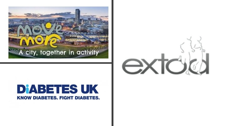 Move More Sheffield and Diabetes UK conference