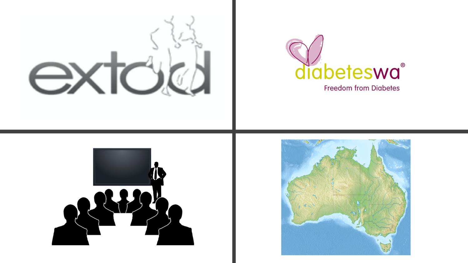 Diabetes WA talk on EXTOD